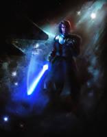 Anakin Skywalker by Lotsmanov