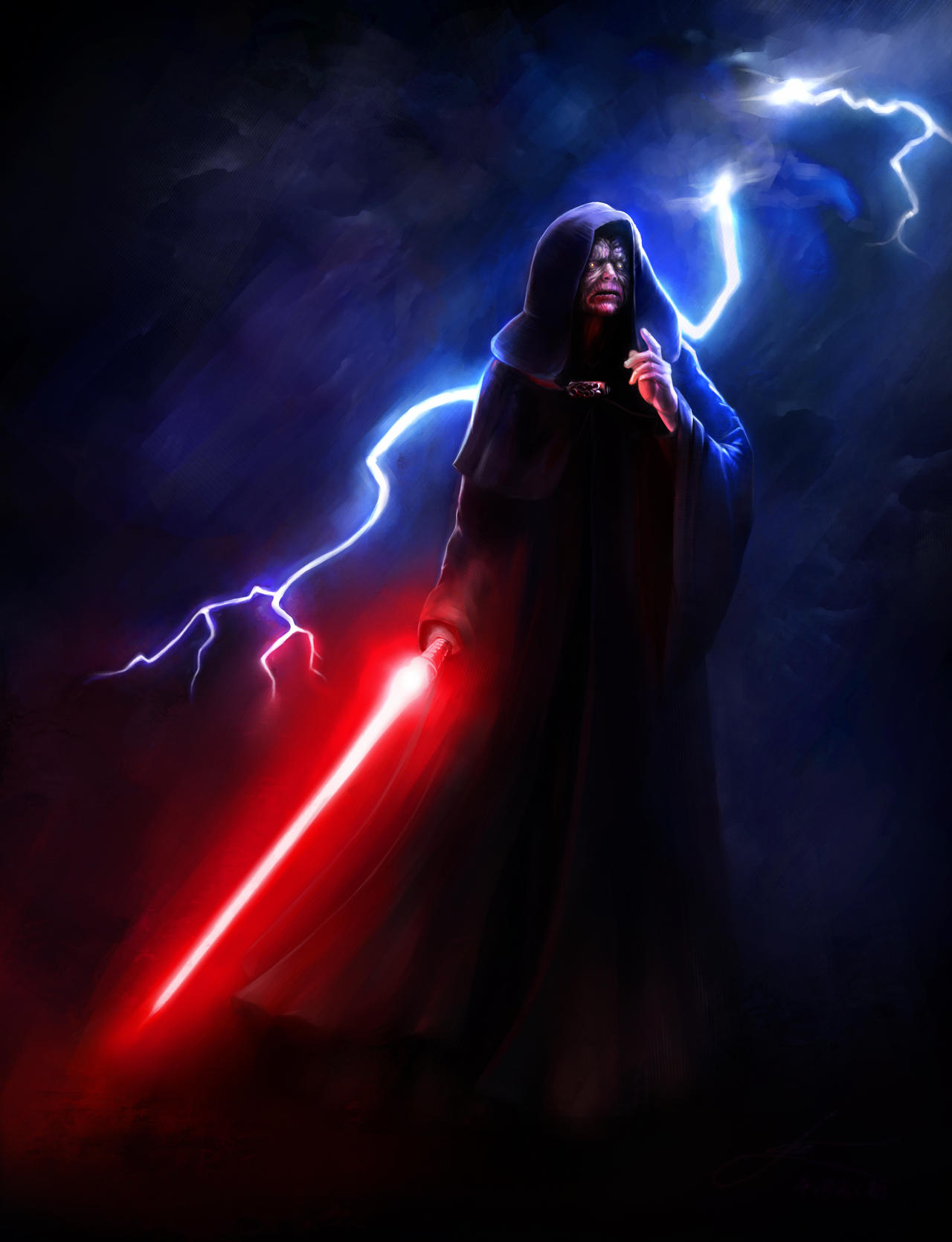 darth sidious sith star wars