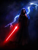 Darth Sidious by Lotsmanov