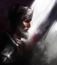 King Aerys II Targaryen by Lotsmanov