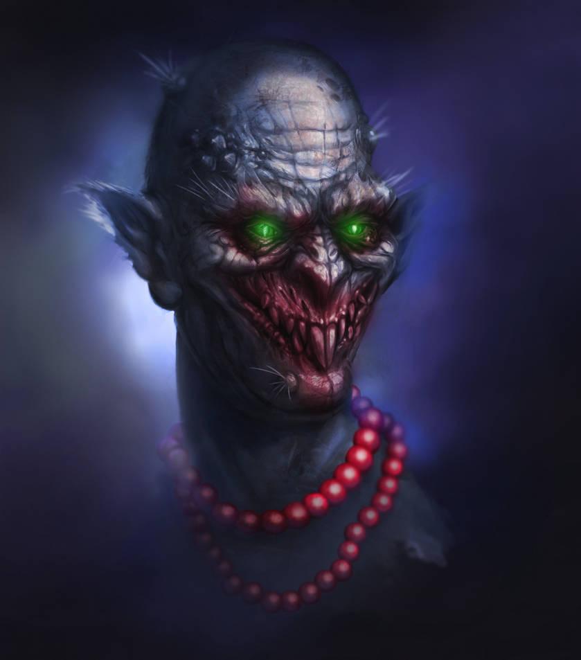Ghoul by Lotsmanov