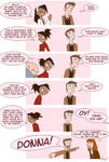 The rebound - Doctor Who comic