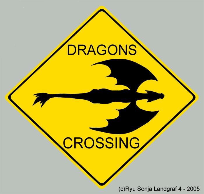 Dragons Crossing