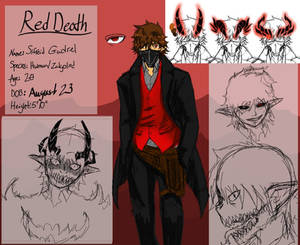 Sifreid: Red Death Reference