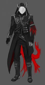 Wolfe: Kingsglaive Armor (FFXV)