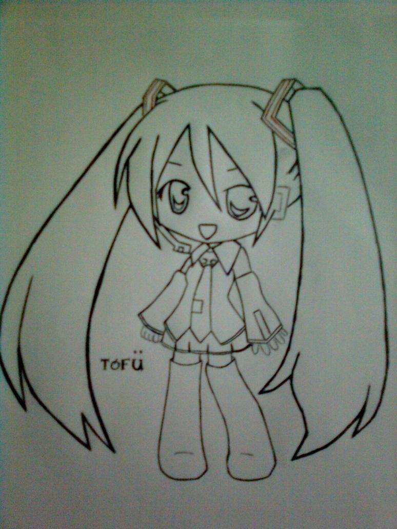 Hatsune, Miku by joshua1230
