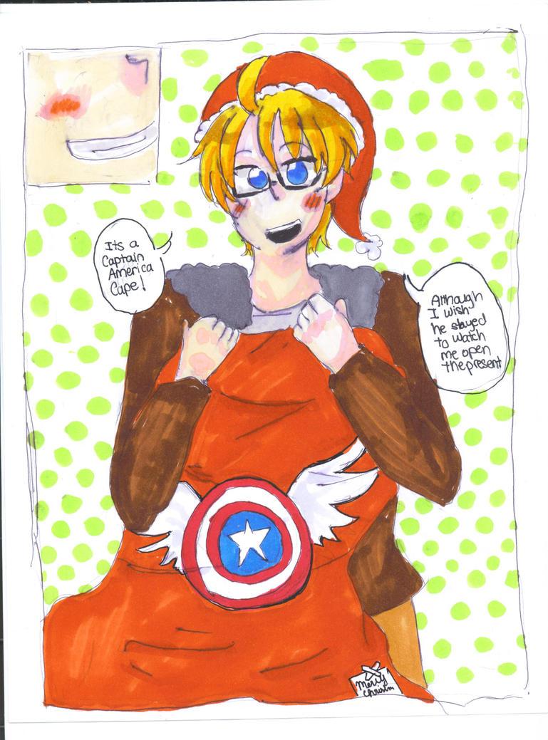 Christmas comic pg 3 by bananas7986