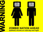 Zombie Nation - x-vegan-x
