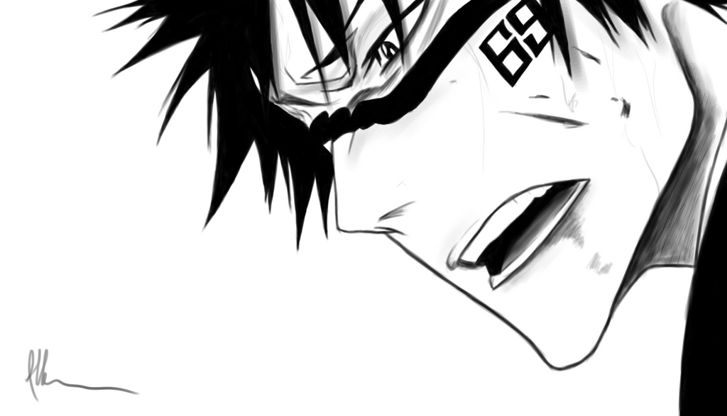 Shuhei Hisagi by kitty-23
