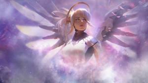 Mercy by Sp4zzo