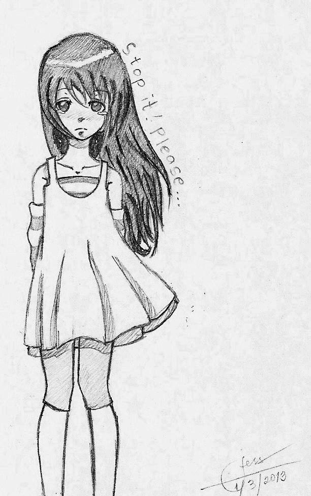 Sad Girl 2 by RedPanda05 on DeviantArt