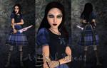 Artbook Dress game mod