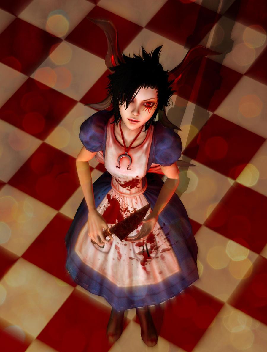 Rage Alice by Brusya