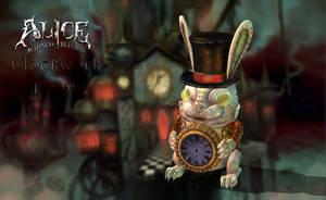 Alice Madness Returns: Clockwork Bomb