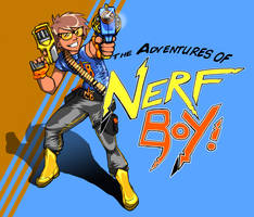 Nerf Boy to the rescue