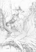 Jungle Rogue by leonartgondim