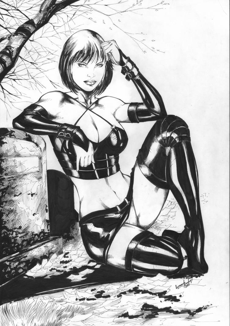 Chastity by leonartgondim