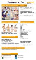 Commission Sheet by Kibitko
