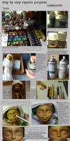 Step by step of a repaint, by eyepins