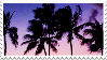 palm trees by sinnamonstamps