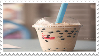 bubble tea stamp by sinnamonstamps