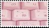 keyboard stamp by sinnamonstamps