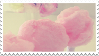 cotton candy stamp by sinnamonstamps