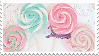 lollipops stamp by sinnamonstamps