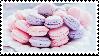 macaroons stamp 2 by sinnamonstamps