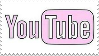youtube stamp by sinnamonstamps