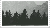forest stamp 2 by sinnamonstamps