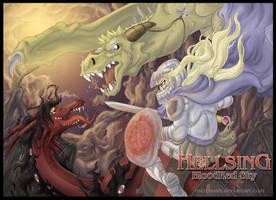 Hellsing: BloodRed Sky