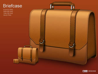 Briefcase by thirteen-eightyone