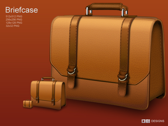 Briefcase by thirteen-eightyone