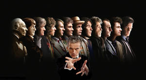 Doctor Who 1-12 and War