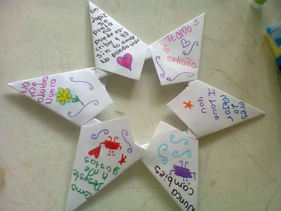 Estrella de papel by michigan perry images frompo - Estrellas de papel ...