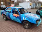 Stock-Car Painting