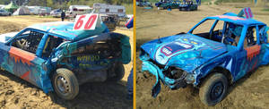 After the two Bangers-races