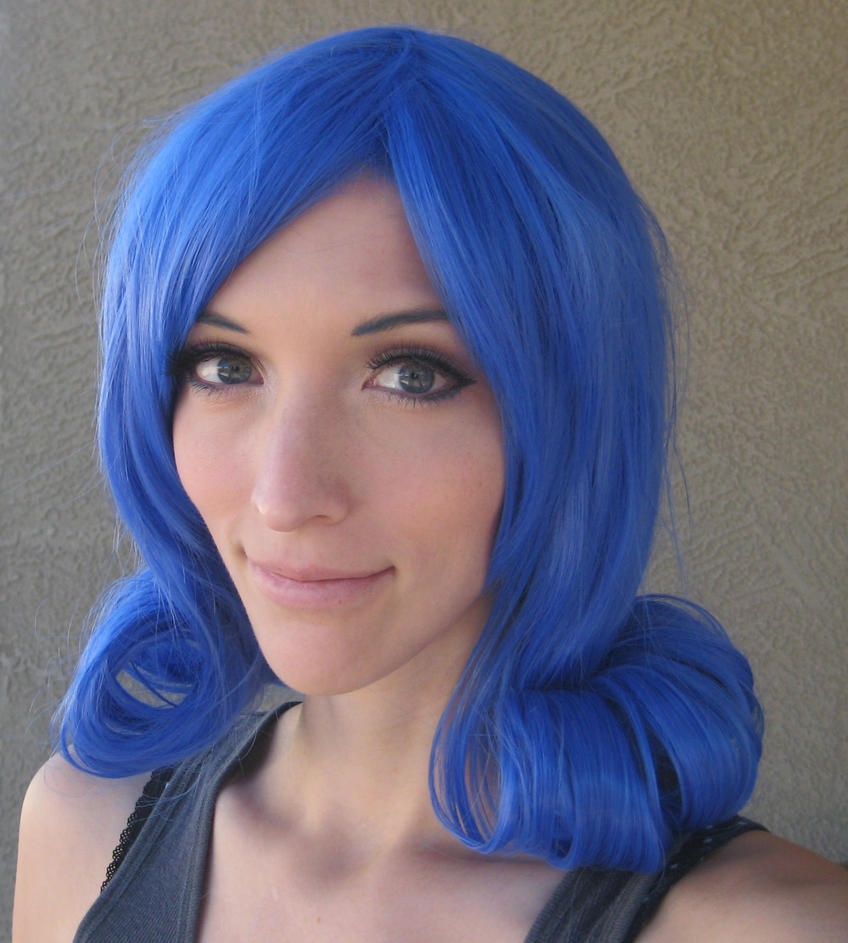 Juvia Loxar Makeup Test by Bianka