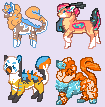 OC Icons by Welshen