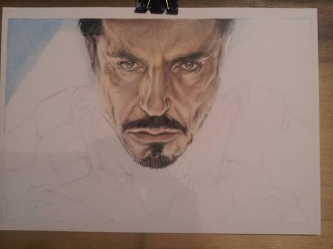 Iron Man WIP