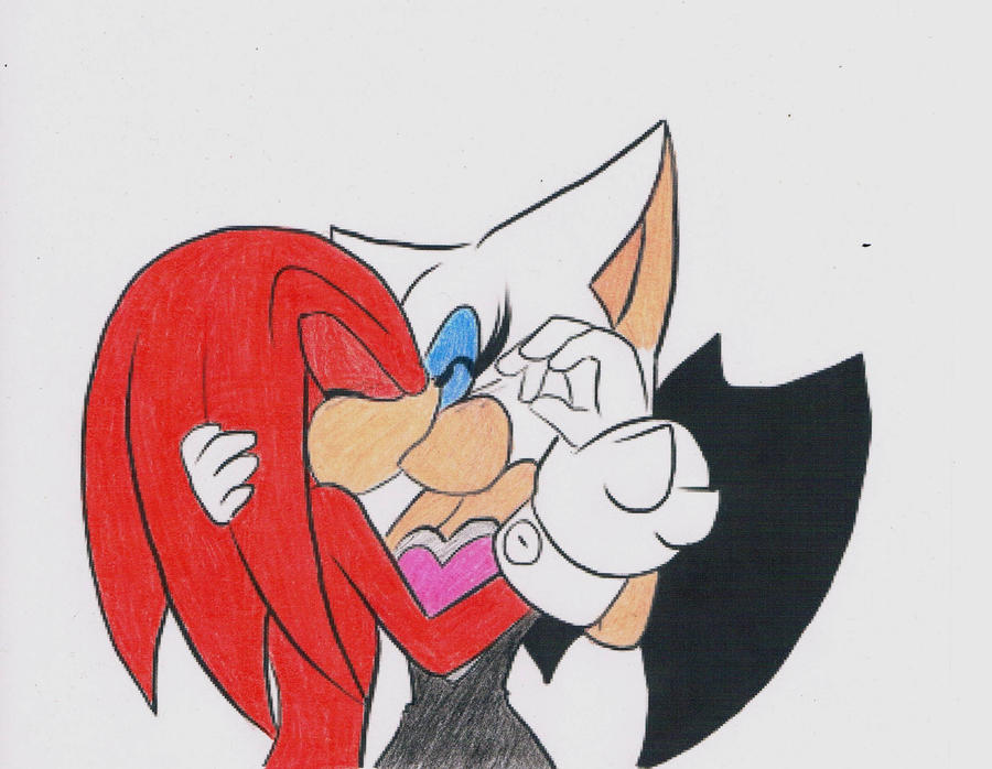 Canas Join.me: Knuckles x Rouge by Guadisaves02