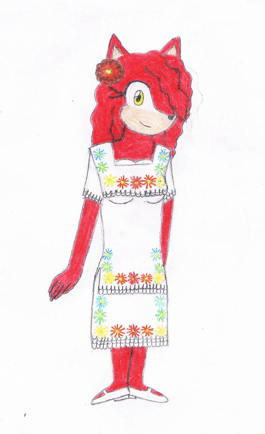 Contest Canas dressed up: Huipil by Guadisaves02