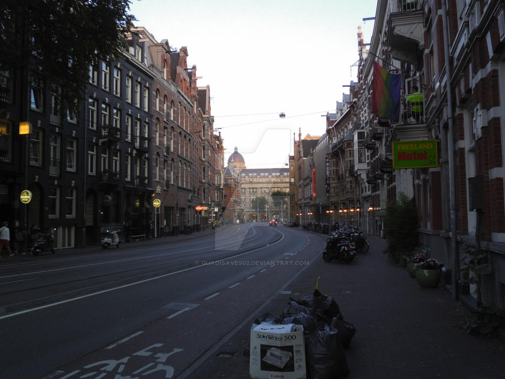 Summer 2014: Amsterdam by Guadisaves02