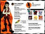 MH OC Profile: Henry J. Hook