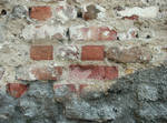 Old Brick Wall STOCK by ThestralWizard
