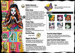 Skelita Calaveras from Monster High