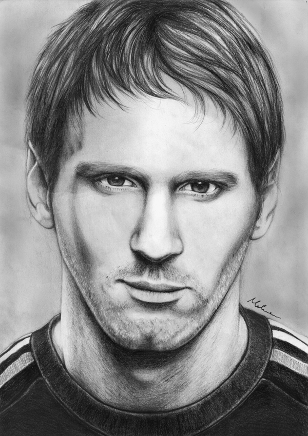 Lionel Messi by ThestralWizard on DeviantArt