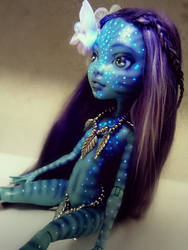 Monster High custom Avatar