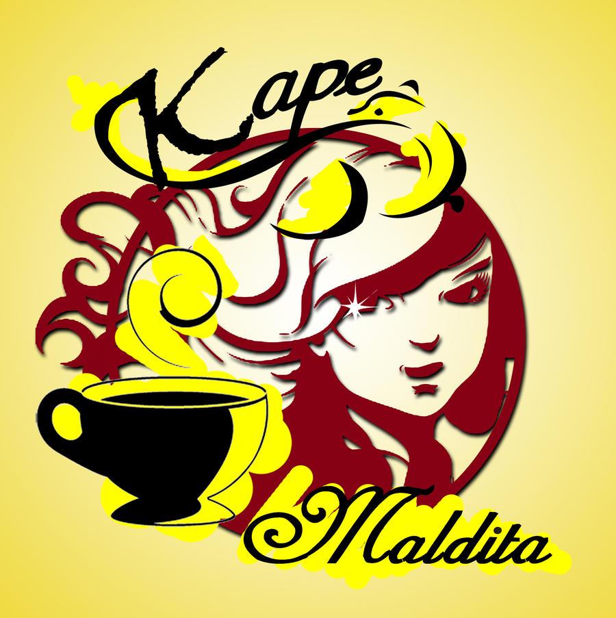 Kape Maldita Logo
